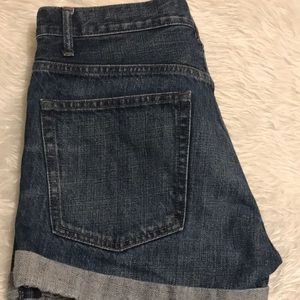 GAP Shorts - Gap sexy boyfriend shorts 26